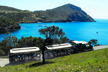 Roses Express Train Mistral Holidays