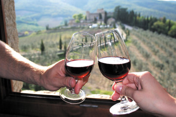 Wine Tasting in Tuscany Italy Holiday Tour
