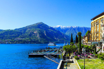 Britannia Cadenabbia Mistral Lakeside Hotel Lake Como All Inclusive Holiday