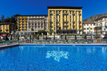 Britannia Excelsior Cadenabbia Lake Como Holiday All Inclusive Hotel Mistral Holidays