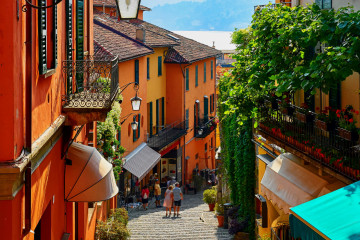 Holidays to Lake Como, Bellagio Mistral Holidays